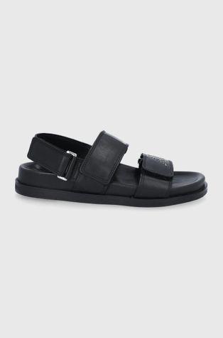 AllSaints - Kožené sandály Eliza