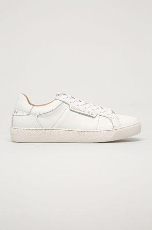 AllSaints - Шкіряні черевики Sheer