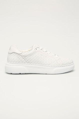 Gant - Kožené boty Seacoast