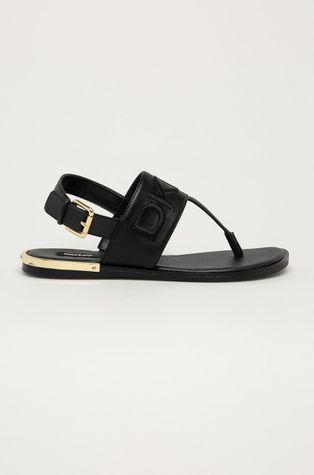 Dkny - Sandały skórzane