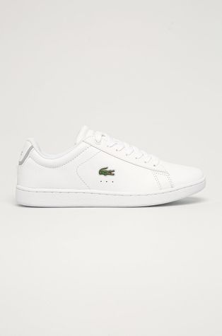 Lacoste - Kožené boty Carnaby Evo