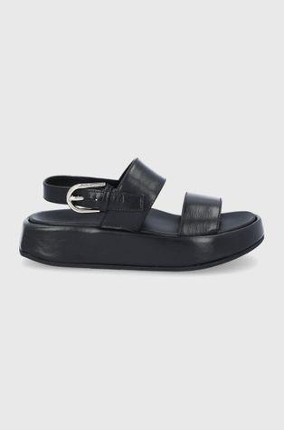 Furla - Sandały skórzane Vernice