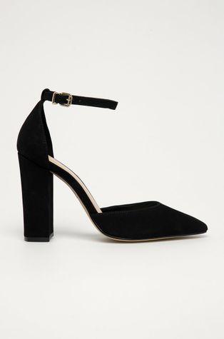 Aldo - Magassarkú cipő velúrból Susan