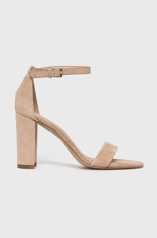 Aldo - Semišové sandály Jerecly