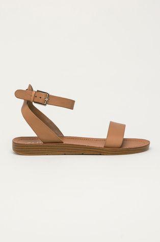 Aldo - Kožené sandále Kaderedia