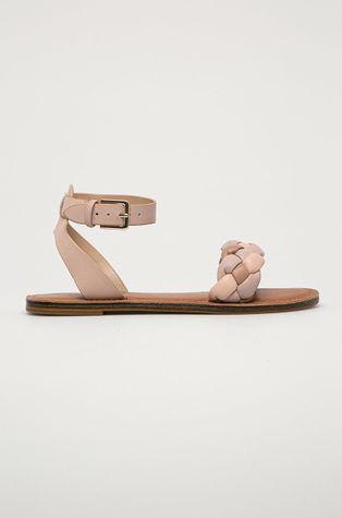 Aldo - Kožené sandály Onerran
