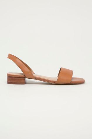 Aldo - Kožené sandály DOREDDA