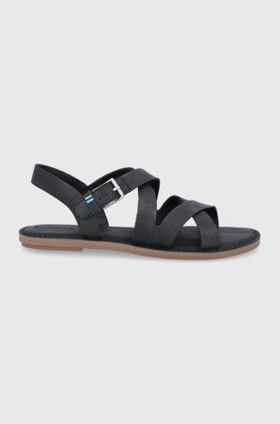Toms - Kožené sandále Sicily