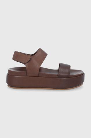 Aldo - Kožené sandály Acowen