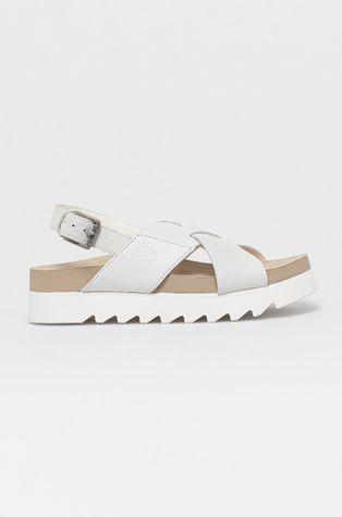 Timberland - Kožené sandále Santa Monica
