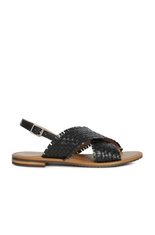Geox - Кожаные сандалии