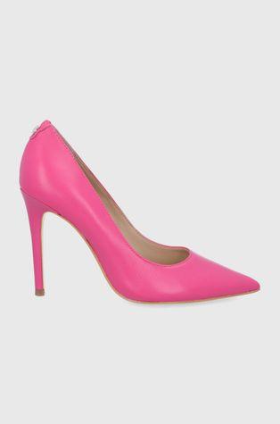Guess - Шкіряні туфлі