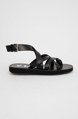 BIMBA Y LOLA - Kožené sandály