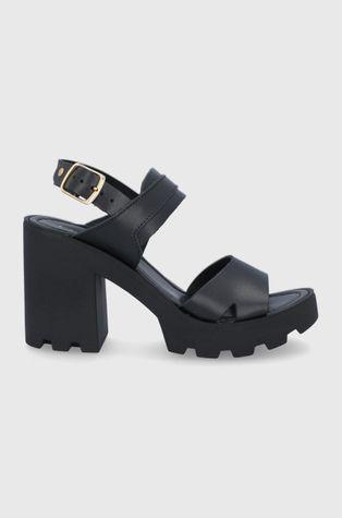 Sisley - Шкіряні сандалі