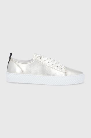 Sisley - Кожени обувки