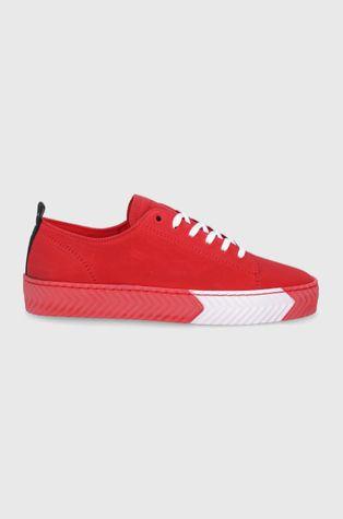 Sisley - Kožené boty