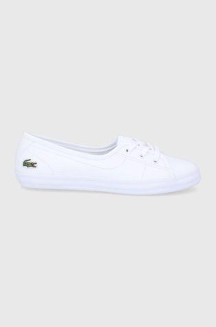 Lacoste - Bőr tornacipő