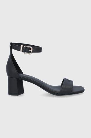 Tommy Hilfiger - Шкіряні сандалі