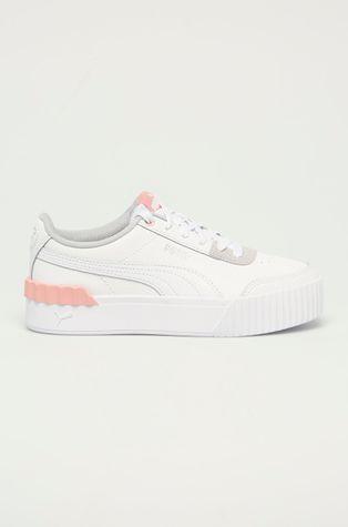 Puma - Dětské boty Carina Lift