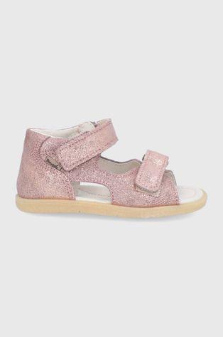 Mrugała - Детские кожаные сандалии