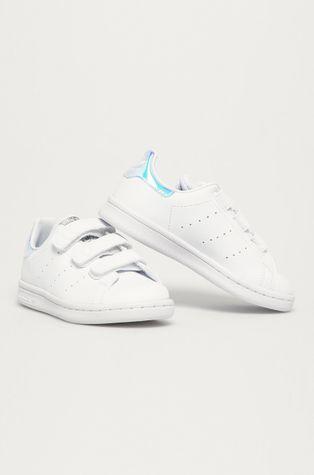 adidas Originals - Buty dziecięce Stan Smith CF C