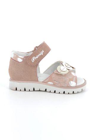 Primigi - Dětské semišové sandály