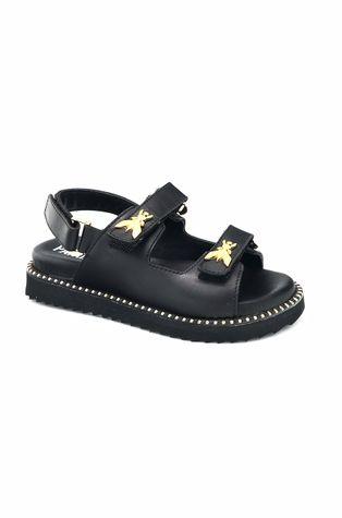 Patrizia Pepe - Dětské kožené sandály