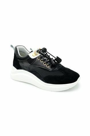 Patrizia Pepe - Detské kožené topánky