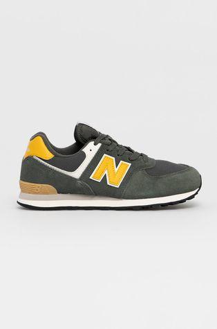 New Balance - Dětské boty GC574MP2