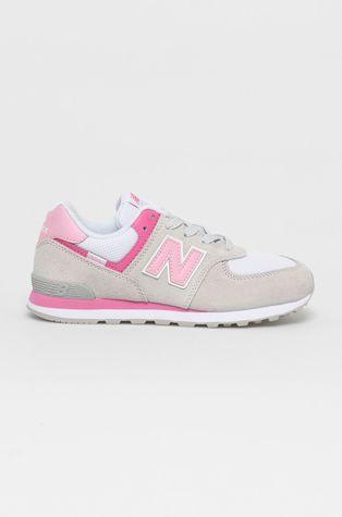 New Balance - Buty dziecięce GC574SA2