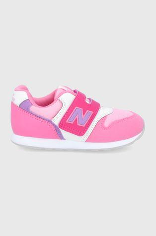 New Balance - Dětské boty IZ996MPP