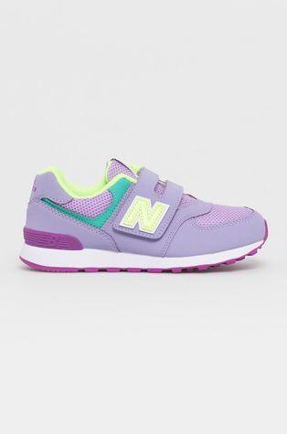 New Balance - Dětské boty PV574BVM