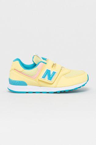 New Balance - Dětské boty PV574BYS