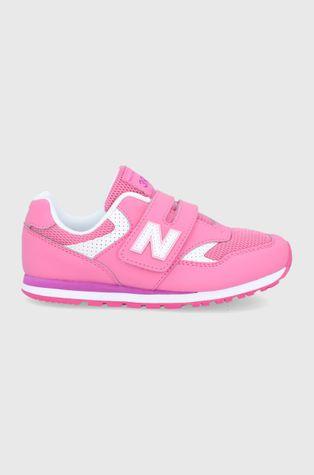 New Balance - Dětské boty YV393BPK