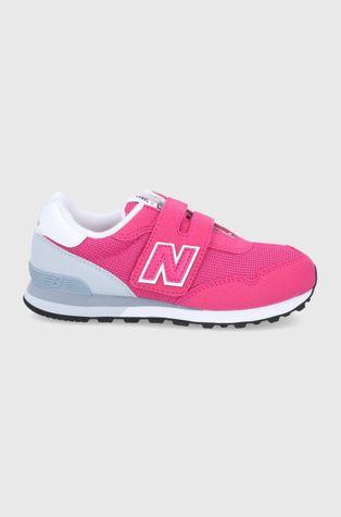 New Balance - Detské topánky YV515RP3