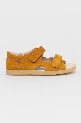 Mrugała - Sandały zamszowe