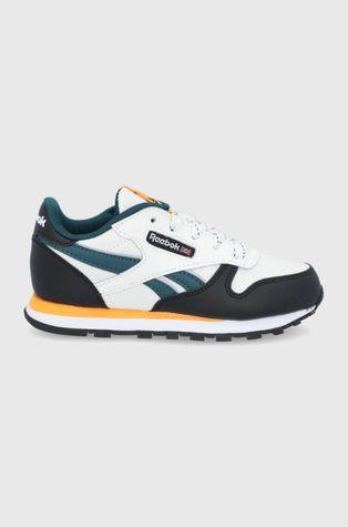 Reebok Classic - Dětské kožené boty