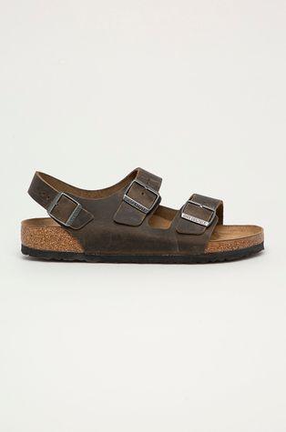 Birkenstock - Кожаные сандалии Milano
