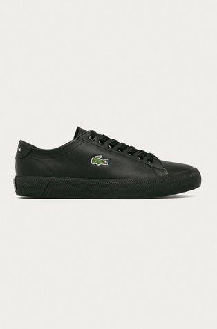 Lacoste - Kožená obuv Gripshot
