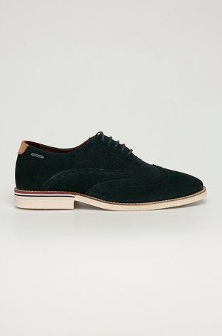 Pepe Jeans - Pantofi de piele Dave