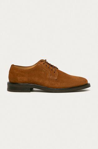 Gant - Pantofi de piele intoarsa St Akron