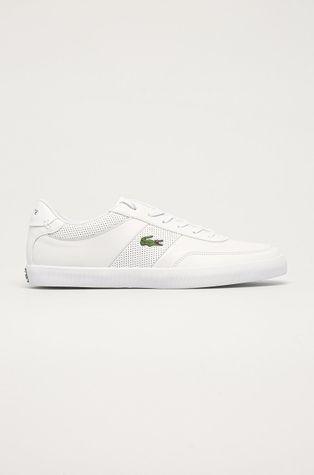 Lacoste - Kožené boty