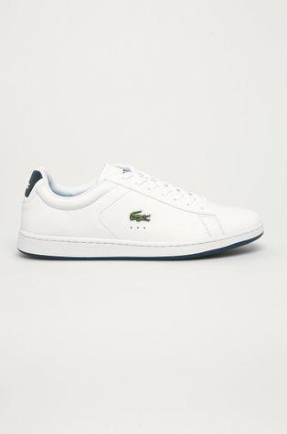 Lacoste - Kožené boty Carnaby