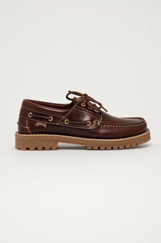 Camper - Pantofi de piele Nautico