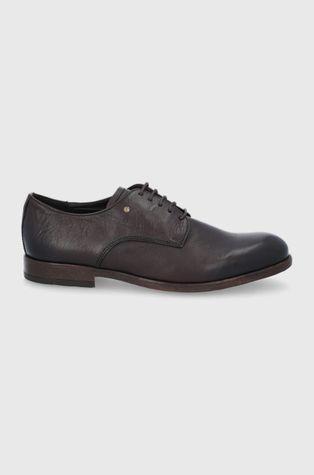 Sisley - Кожени половинки обувки