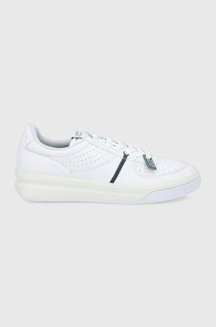 Lacoste - Kožená obuv Quantace