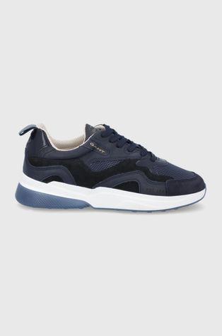 Gant - Kožená obuv Villagate