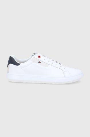 Tommy Hilfiger - Kožené boty