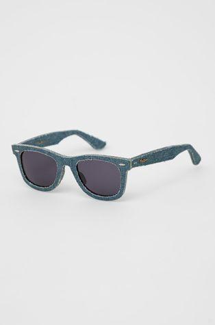 Pepe Jeans - Слънчеви очила Denim Wayfarer