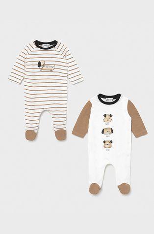 Mayoral Newborn - Дитячі повзунки 55-86 cm (2-pack)